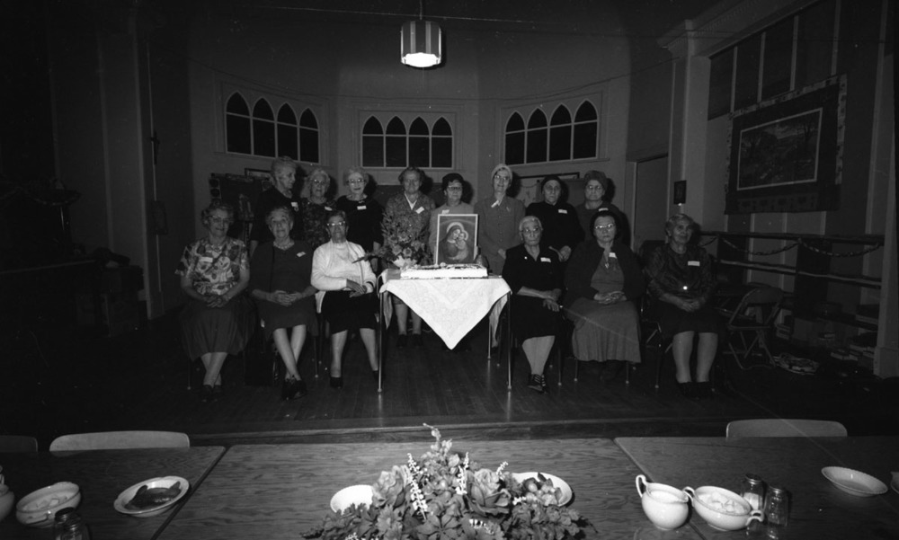 Dinner for Senior Citizens, 1967 [DN-873]