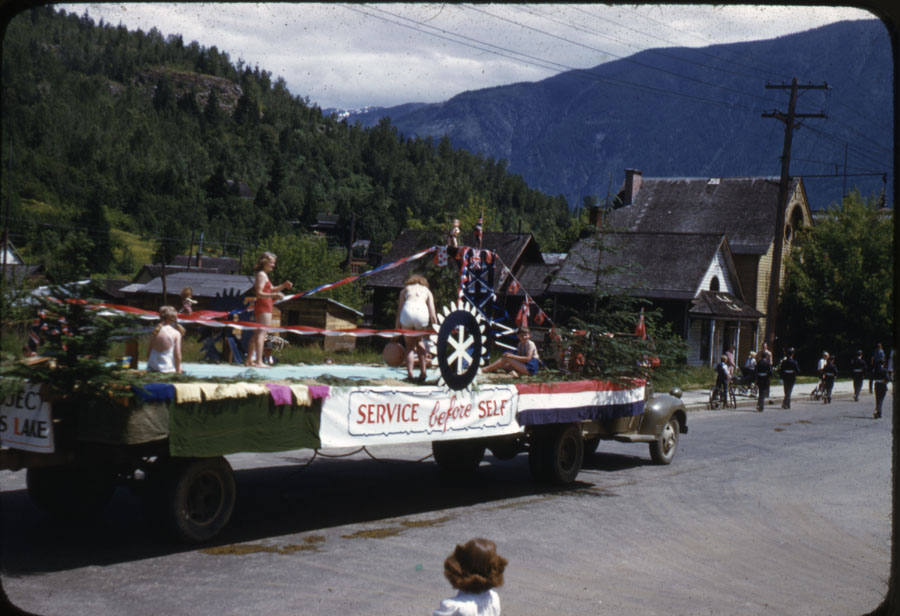 Rotary Club Float [DC1-68]