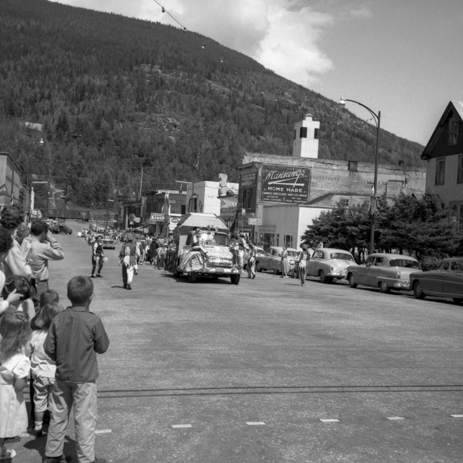 Centennial Parade, 1958 [DN-900]