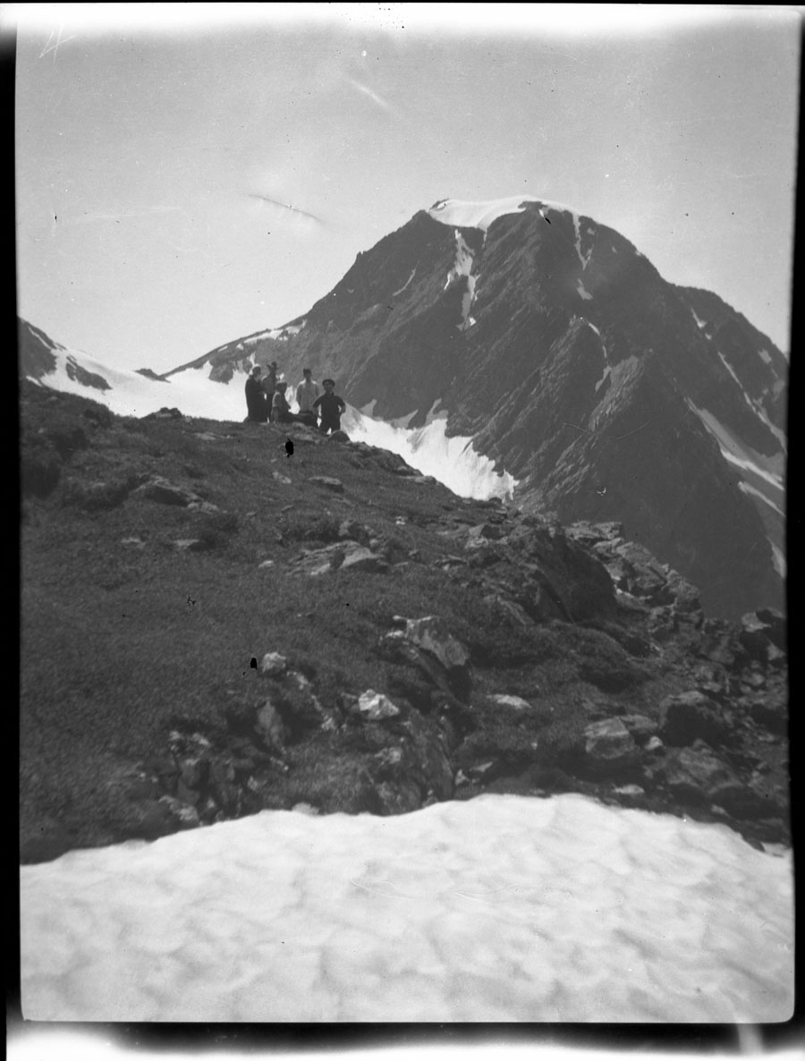Group on Glacier [DN-4]