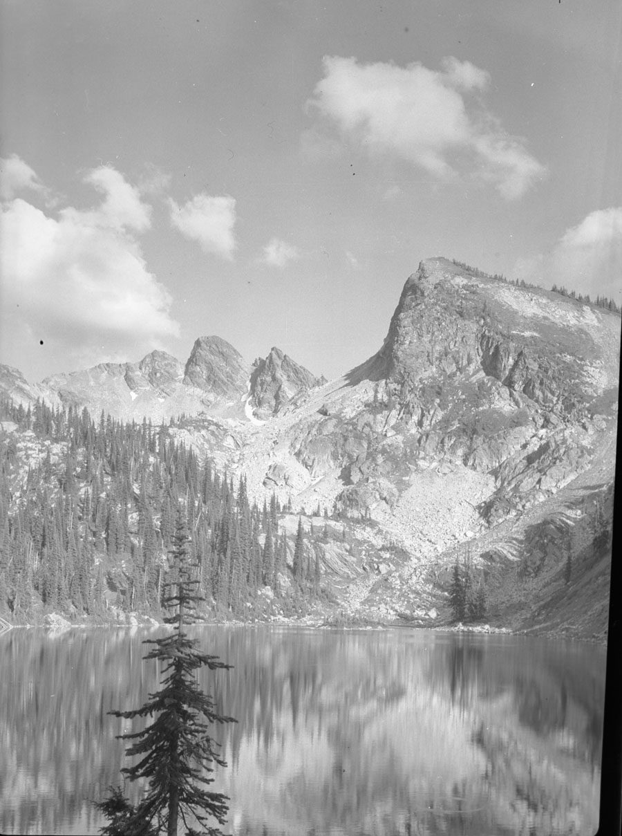 Eva Lake from West [DN-37]