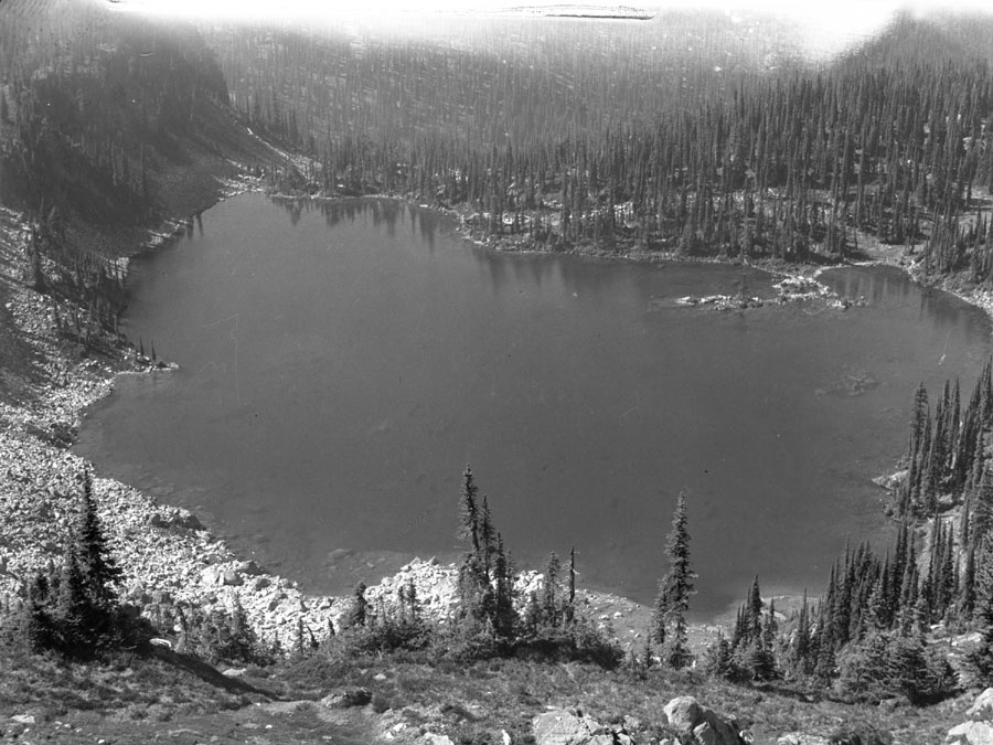 Miller Lake from Above [DN-54]