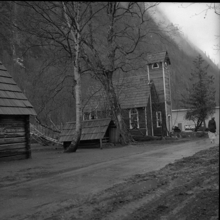 "Three Valley Gap ""Ghost Town"" [DN-526]"