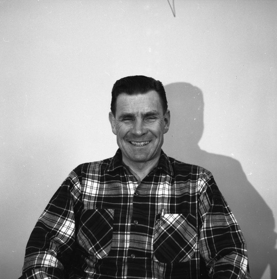 Arnold Pavey [DN-276]