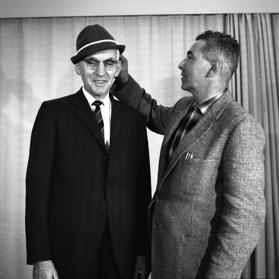 Everard Clark & Ken Taylor [DN-745]