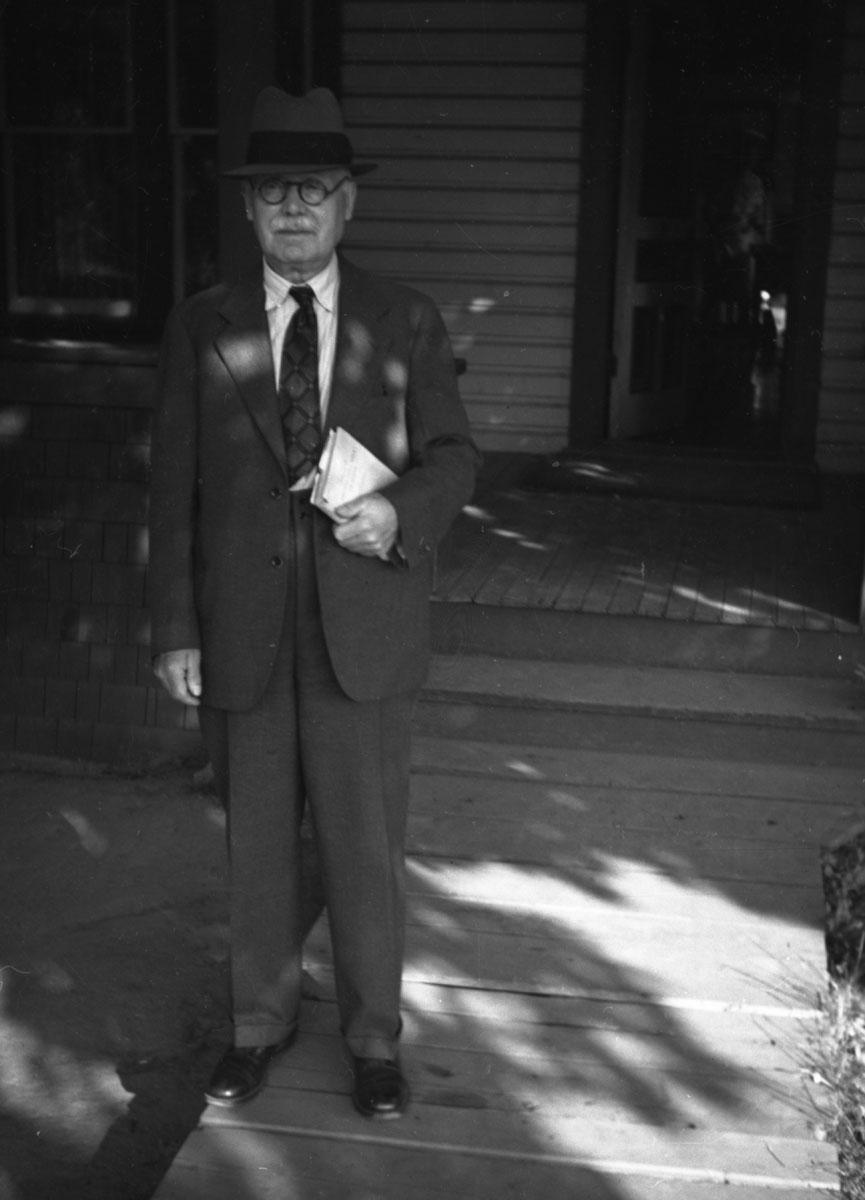 Albert Stone, c. 1950 [DN-995]