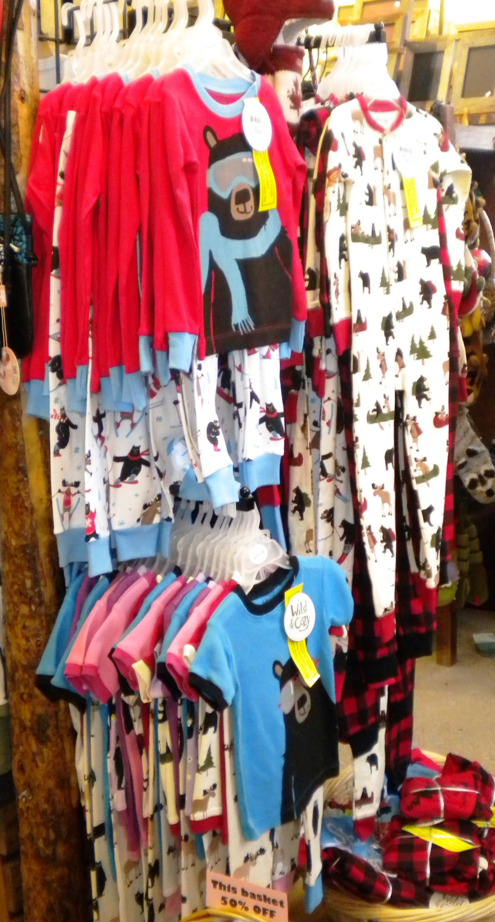 For the little ones in your life, we have cozy and cute pyjamas from Hatley.