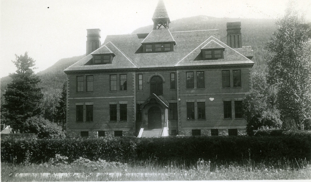 Central School, date unknown.