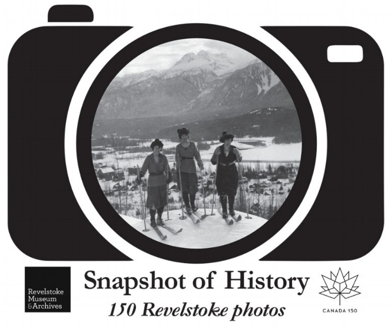 As the Canada 150 project of Revelstoke Museum & Archives, we shared 600 photos on Facebook and at the museum, and asked viewers to choose their top 150. The final gallery is now available on the museum's Facebook page. See the gallery at this link: http://bit.ly/2AeKx95    Prints can be ordered by contacting the museum. Funded by the Government of Canada. Finance par le gouvernement du Canada.