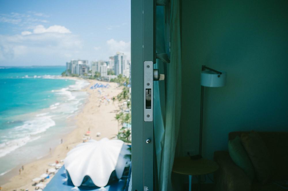 San Juan, Puerto Rico - La Concha Hotel