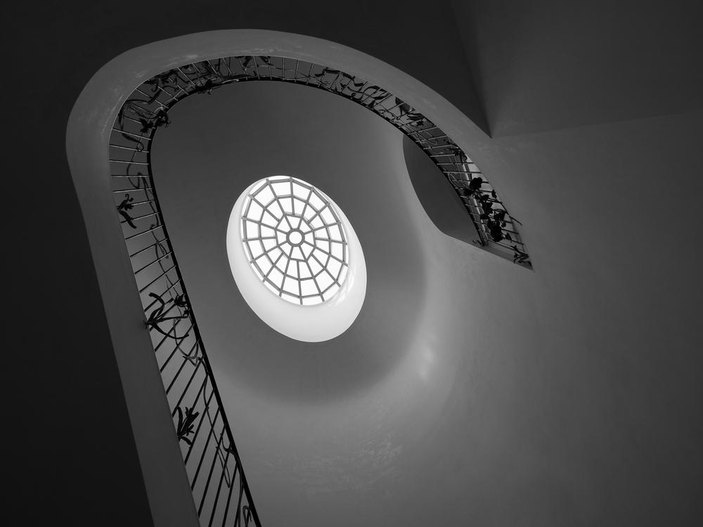 Blackland - Stairway Skylight