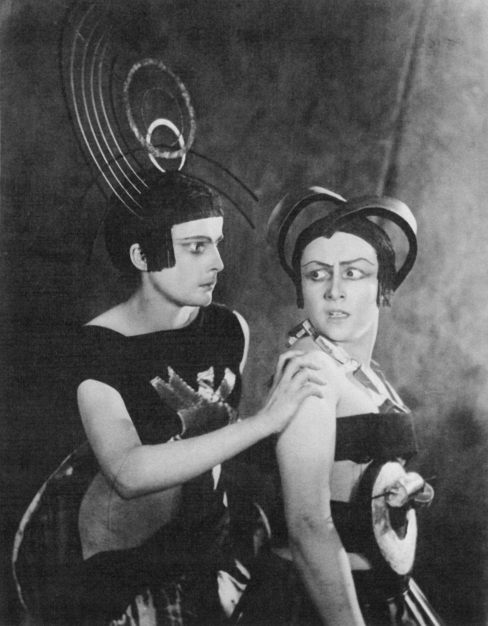 Join us for another of the free music-improv live-scoring to silent movies monthly series with a screening of Yakov Protazaov/s 1929 film Aelita: Queen of Mars