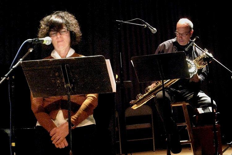 Carla Harryman & Jon Raskin