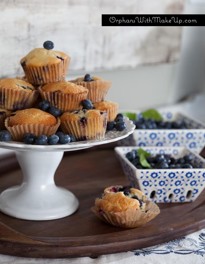#blueberrymuffins
