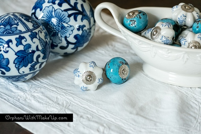 D. Lawless Hardwarehandcrafted ceramic knobs