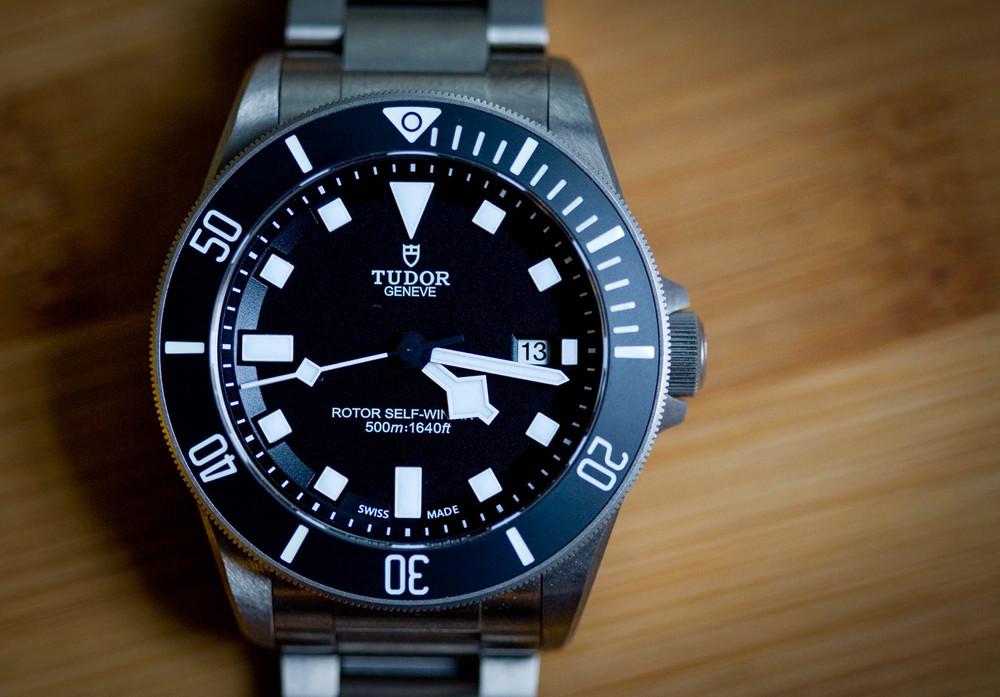 Iwc Aquatimer O Tudor Pelagos