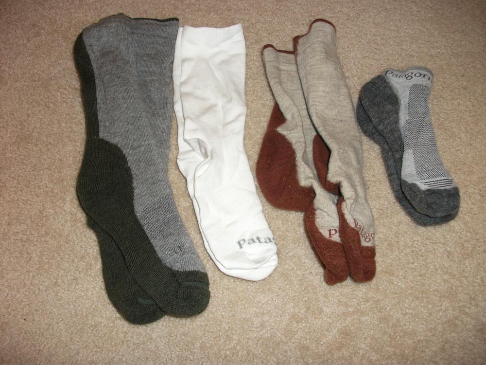 Patagonia socks