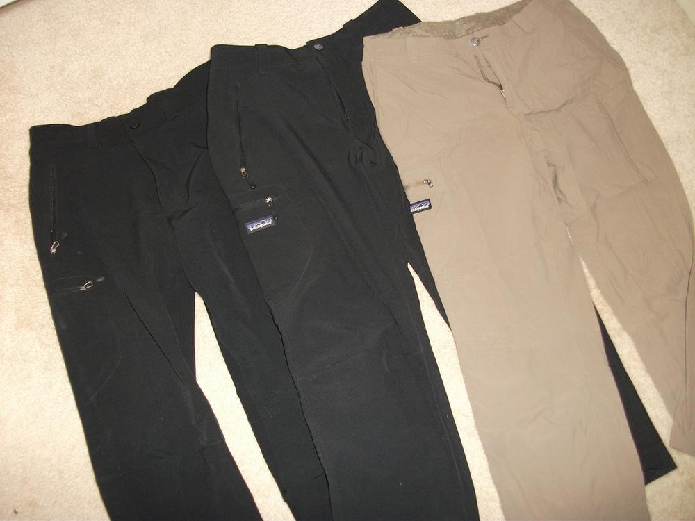 Patagonia softshell pants