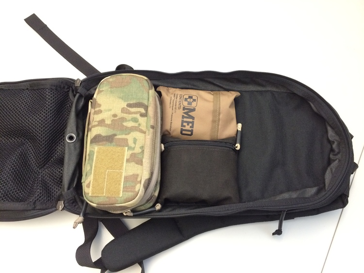 An older picture of the GHB using a GORUCK Radio Ruck Field Pocket