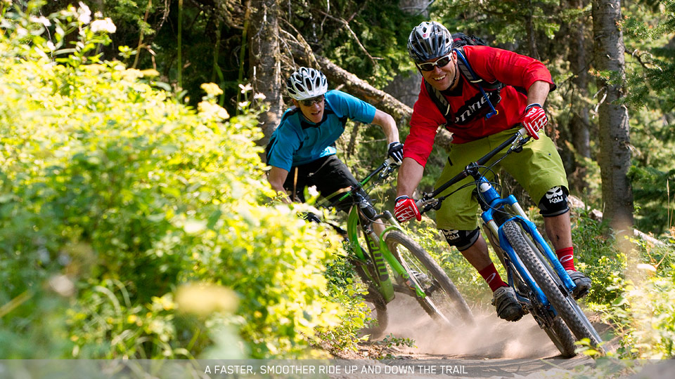 On the trail, the Niner community is diverse and friendly. Whether you are on your local singletrack or in the middle of an epic journey, don't be surprised to receive a ton of comments, questions and smiles – Niner bikes tend to generate conversations. Off the trail, you can count on Niner for great customer service. Once you've found the bike of your dreams, we back it with a solid warranty and a wealth of information to improve your experience and make you feel at home.  Customize your Niner today!