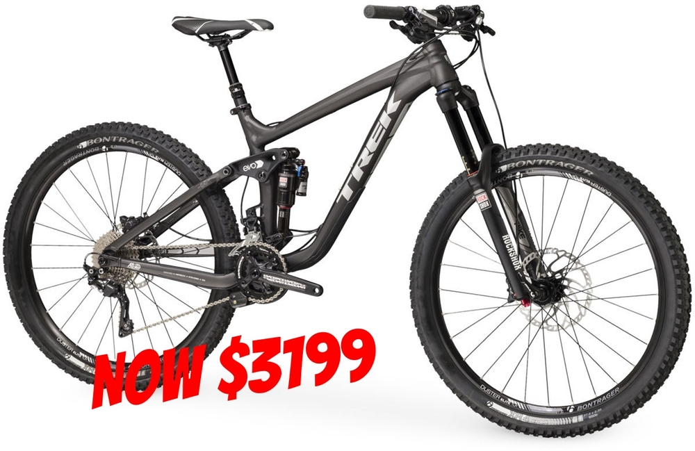 Trek Slash 8 - $3999