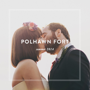POLHAWN FORT    wedding photography cornwall