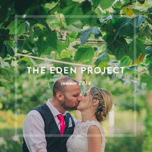EDEN PROJECT    wedding photography cornwall