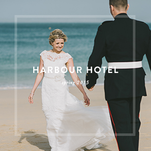 ST IVES HARBOUR HOTEL    wedding photography st ives cornwall
