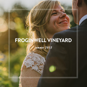 FROGINWELL VINEYARD    wedding photography exter