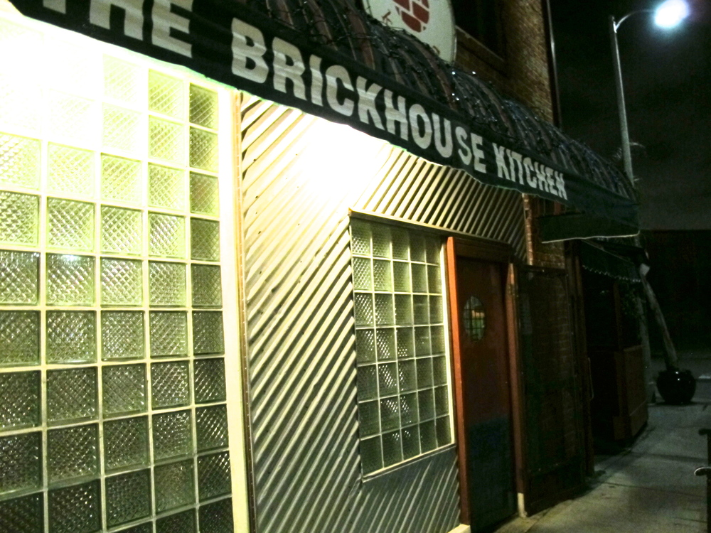 The unassuming Brick House Kitchen, home of Derrick de Jesus' pop-up