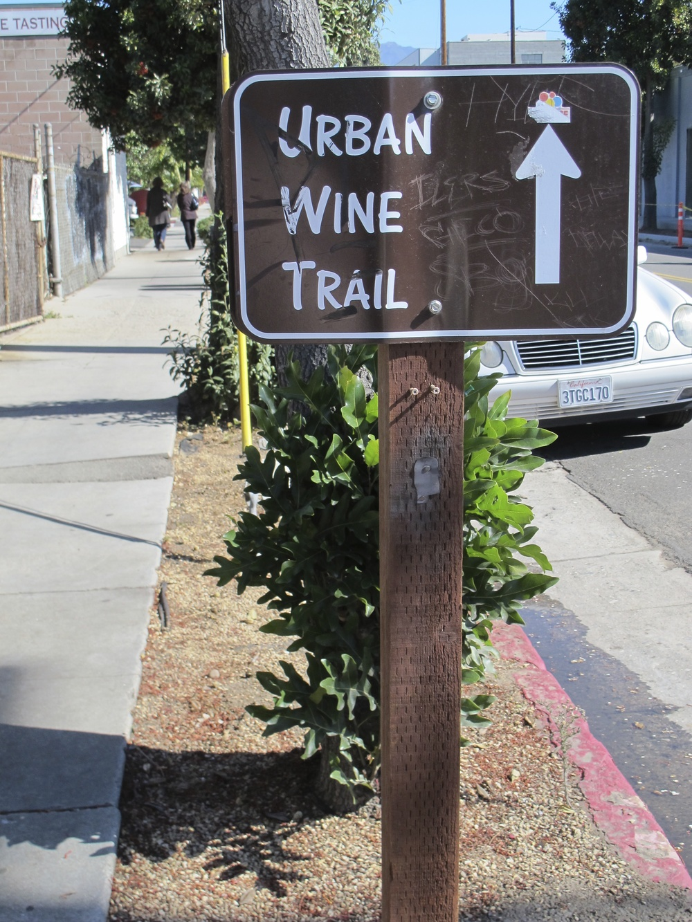 Santa Barbara's Urban Wine Trail