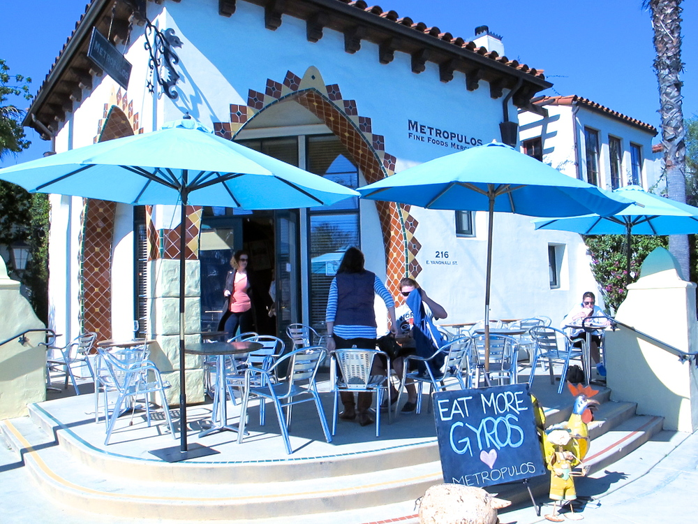 Santa Barbara's Metropulos