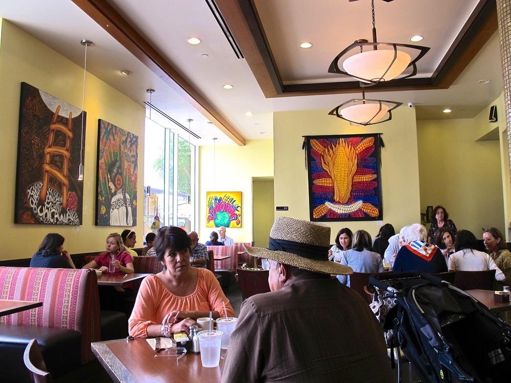 Homegirl Cafe
