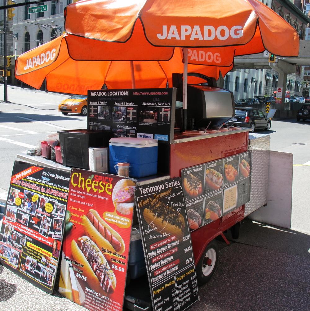Vancouver's Japadog