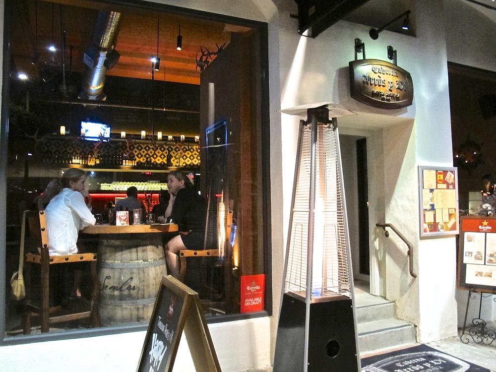 Santa Monica's Taberna Arros y Vi