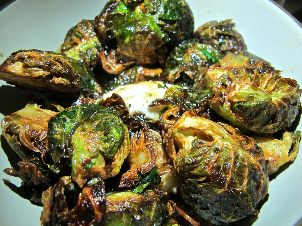 Best brussels sprouts in LA?