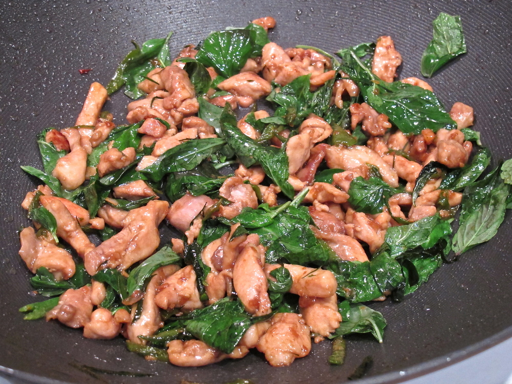 chicken with mint and thai basil.JPG