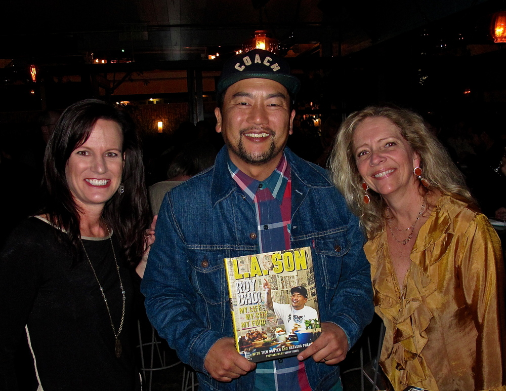 Roy Choi and his new cookbook LA Son