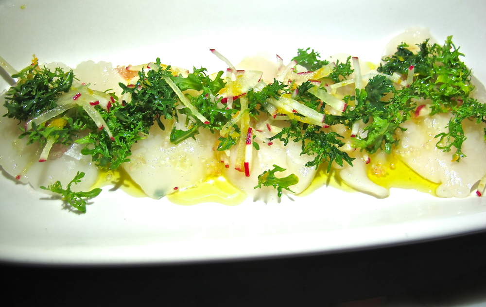 scopa's scallop crudo.JPG