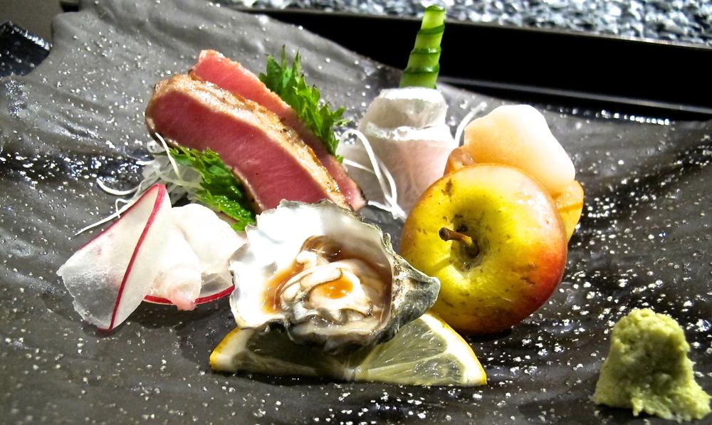 N/Naka's Sashimi