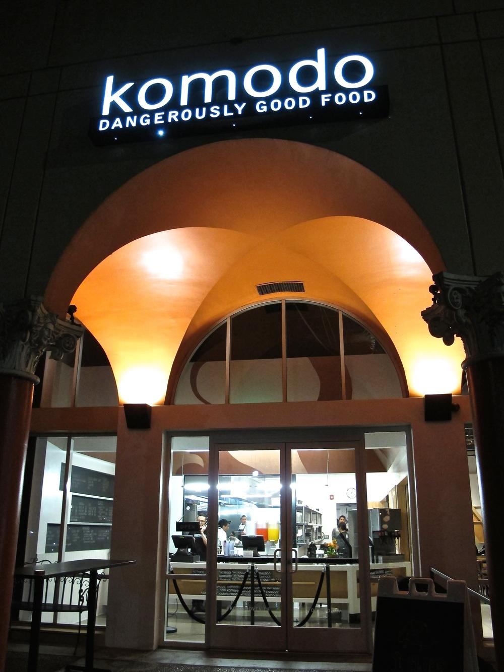 Komodo Cafe