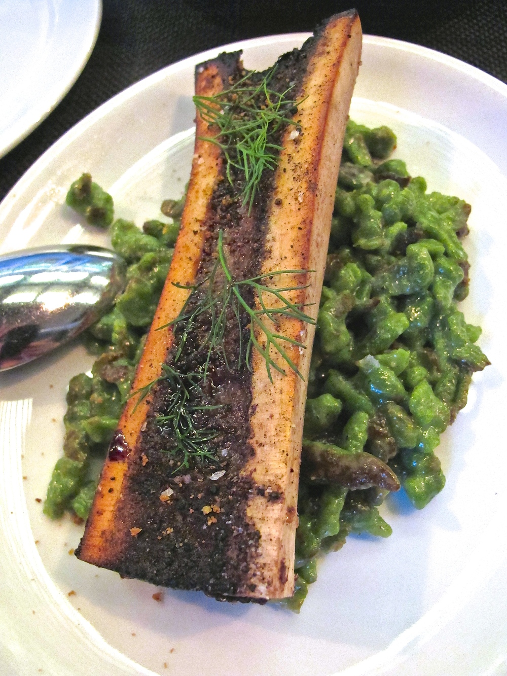 Bestia's bone marrow