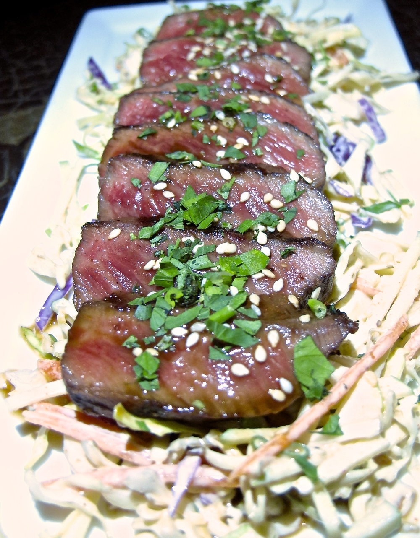 Buffalo Club korean short rib