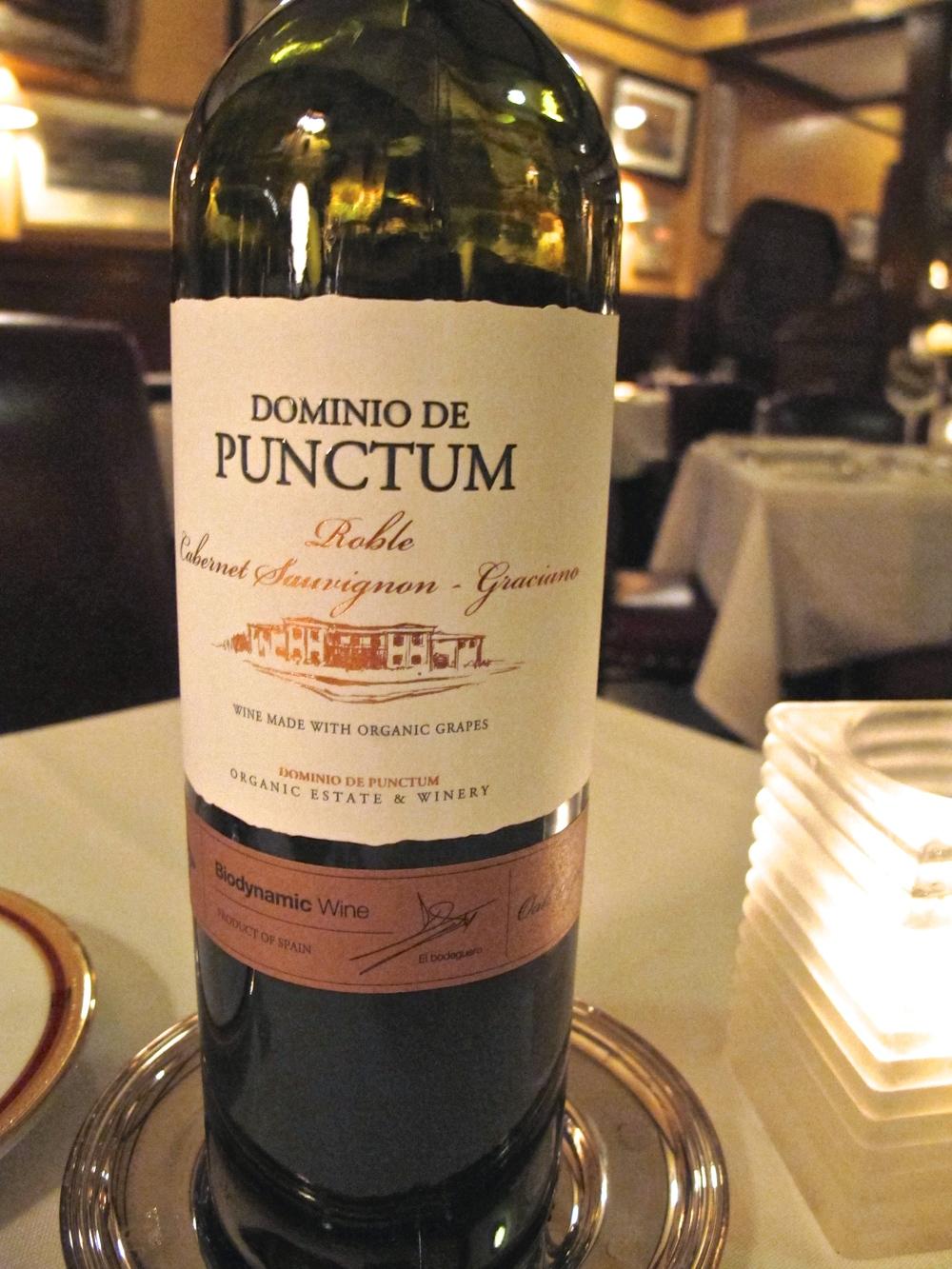 Buffalo Club wine