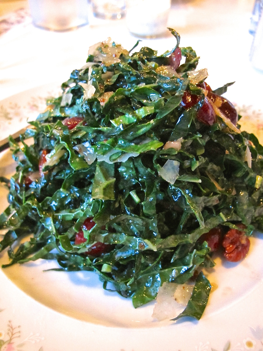 Hart and Hunter kale salad