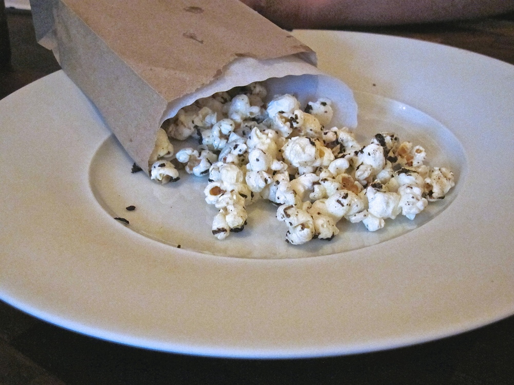 Maude popcorn