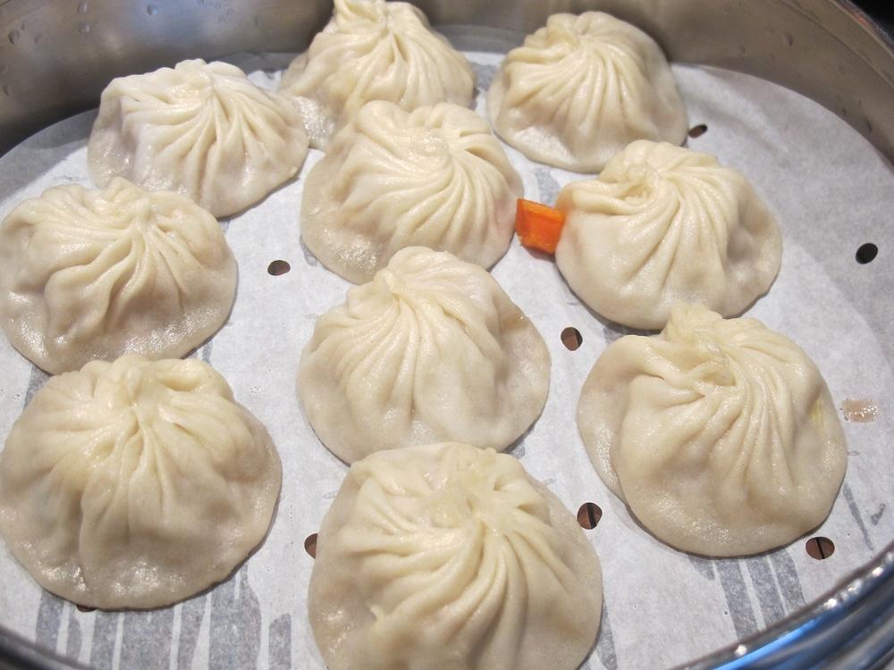 Din Tai Fung's dumplings