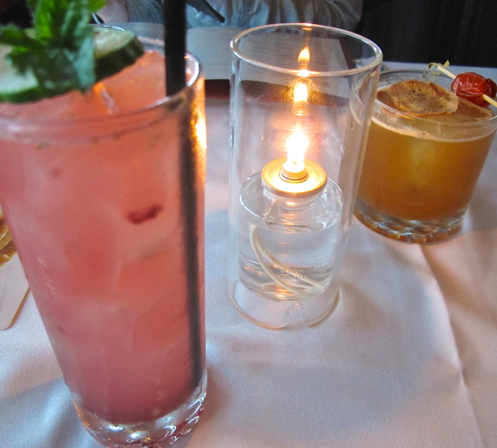Crossroads Kitchen cocktails