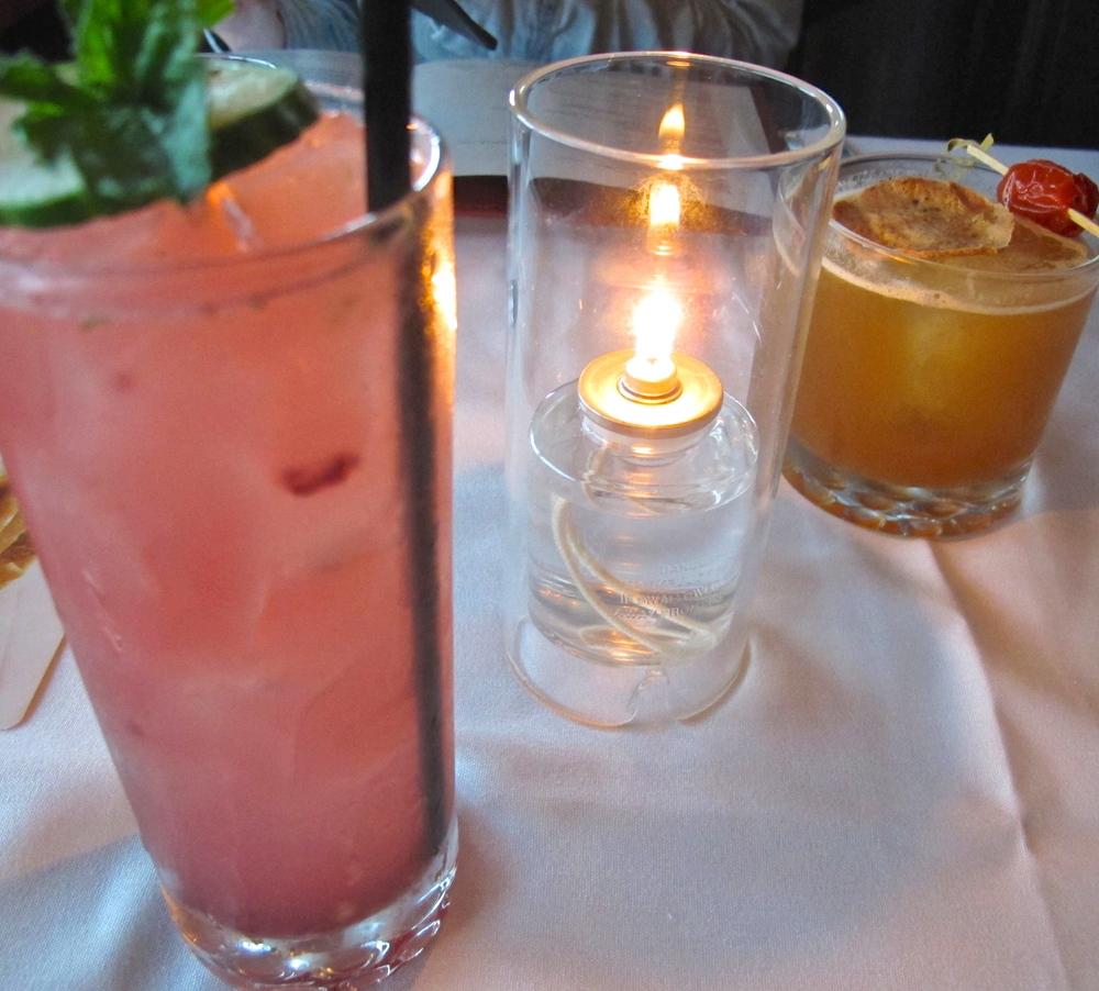 Crossroads Kitchen cocktails