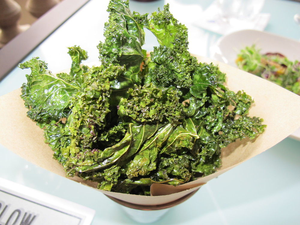 Cast and Plow Kale Chips